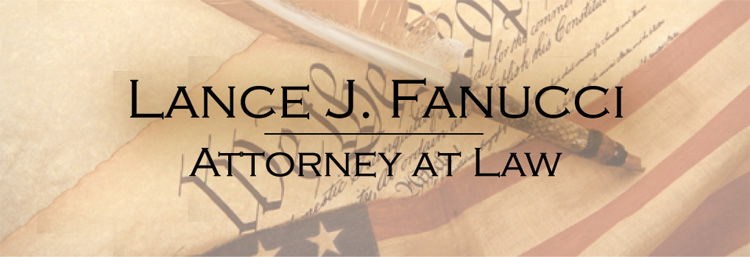 Lance J. Fanucci Attorney at Law